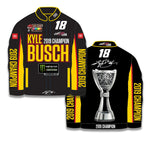 Kyle Busch 2019 MENCS Official Champ Adult Jacket