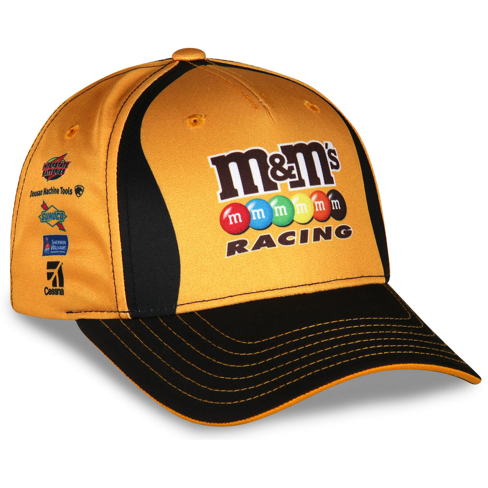 Kyle Busch Youth 2020 M&M's Uniform Hat