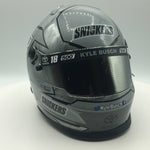 Kyle Busch Snickers 2019 500th Start Replica Mini Size Helmet