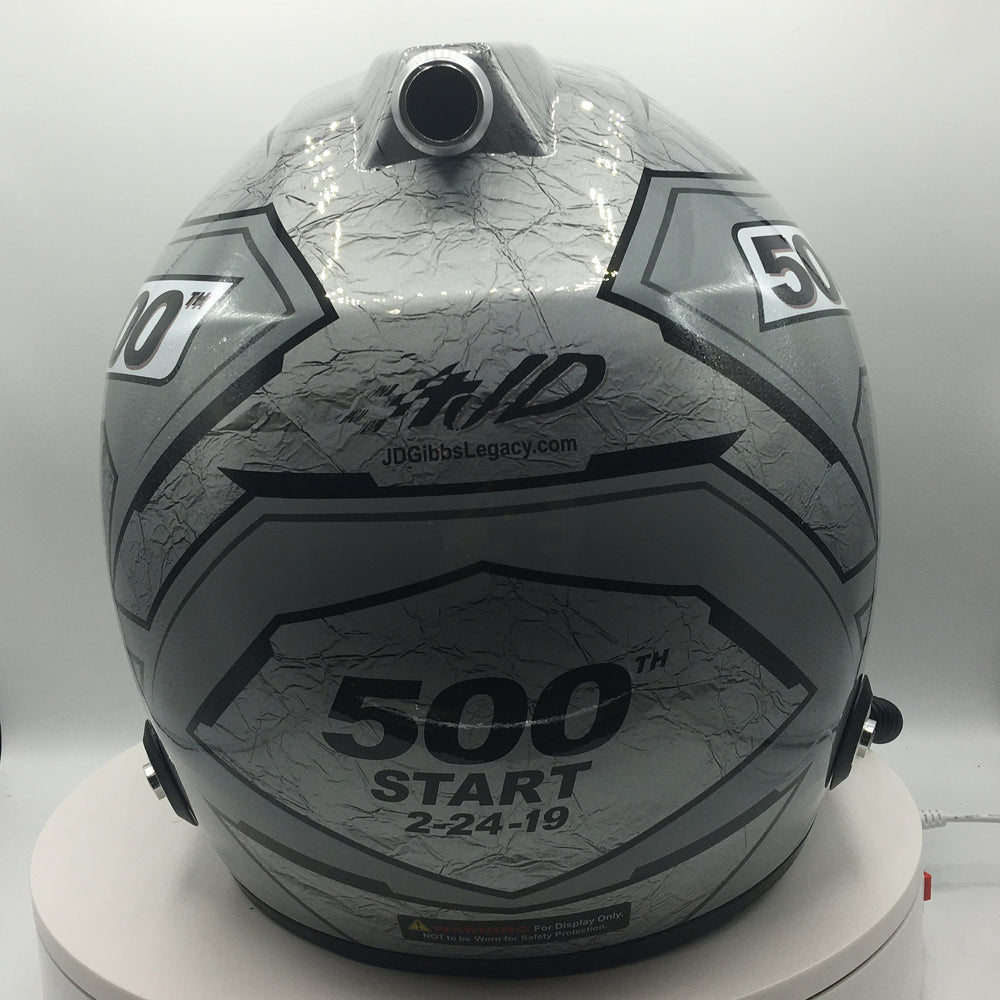 Kyle Busch Snickers 2019 500th Start Replica Full Size Helmet