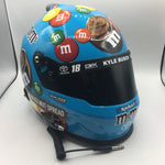 Kyle Busch M&M Hazelnut 2019 Replica Full Size Helmet