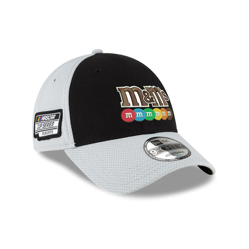 Kyle Busch 2020 M&M's New Era 940 Playoff Hat