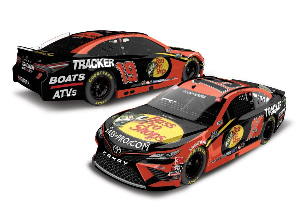 2020 1:64 Martin Truex Jr. Bass Pro Shops All-Star Diecast