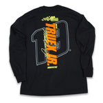 Martin Truex Jr. 2021 Black Long Sleeve Driver Tee