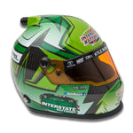Kyle Busch Interstate Batteries 2018 Replica Mini Size Helmet