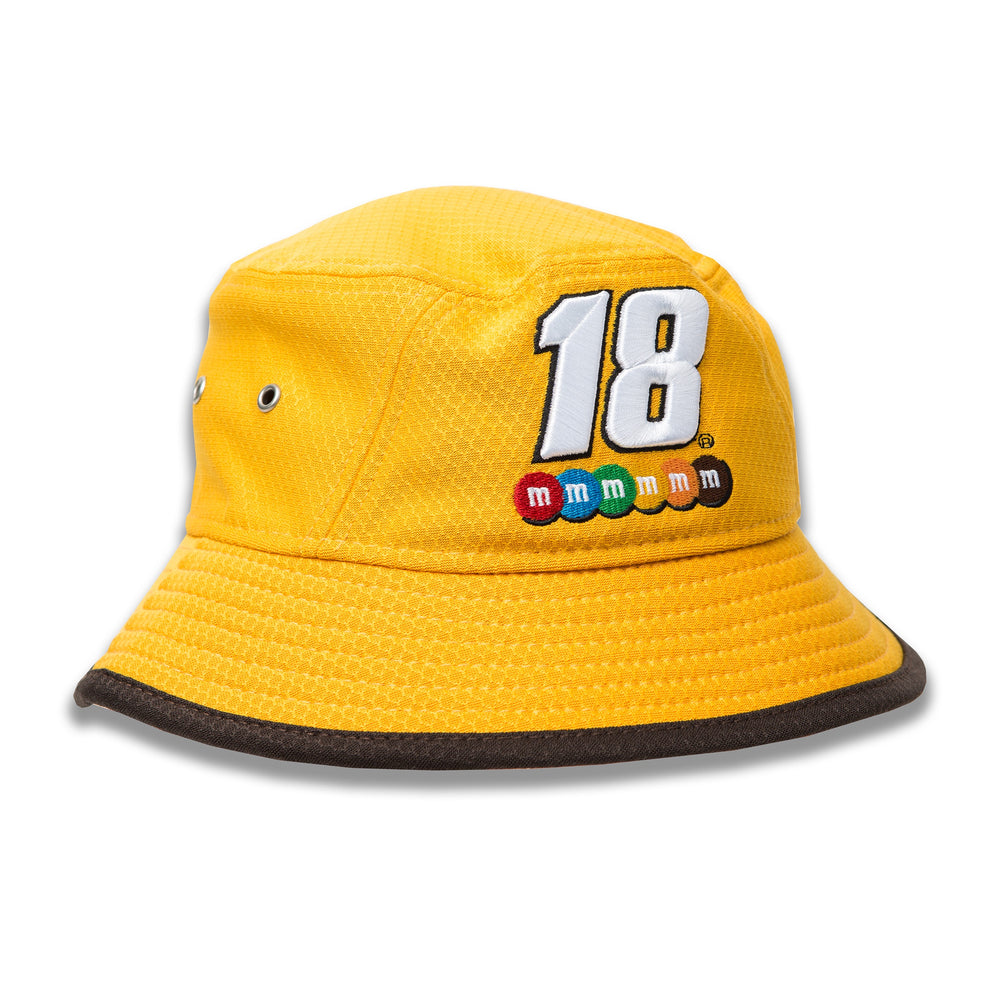 Kyle Busch 2019 Youth Hex Bucket Hat