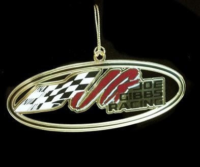 JGR Gold Ornament