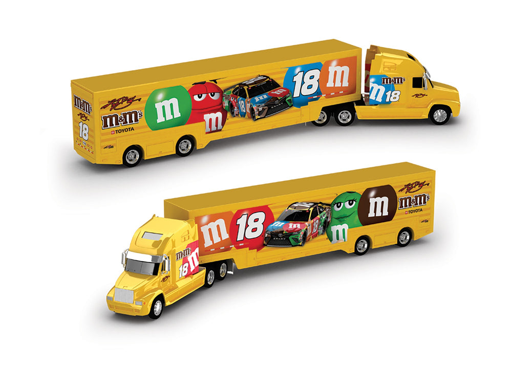 2020 1:64 Kyle Busch M&M's Darlington Diecast Hauler