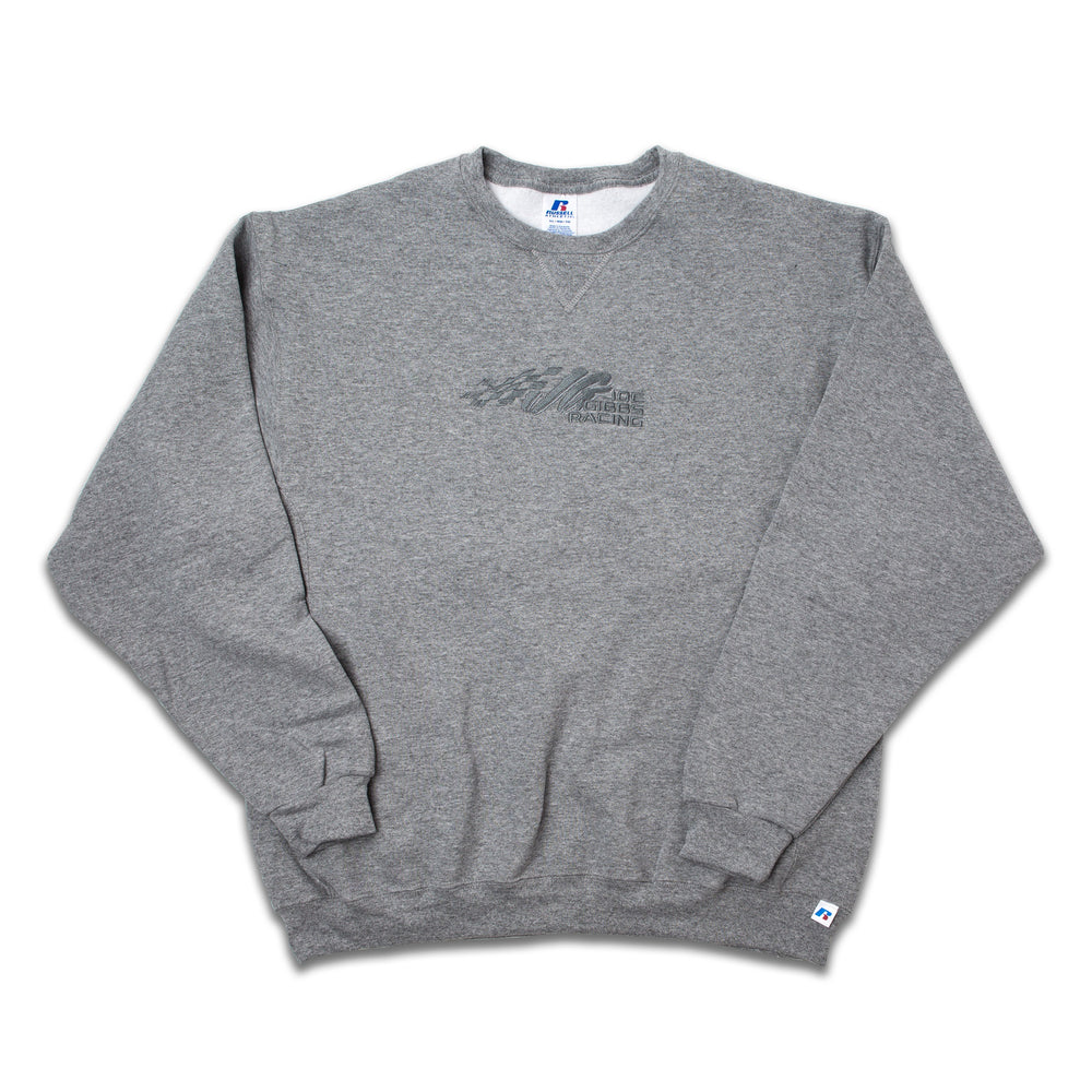 JGR Embroidered Crew Neck Sweatshirt