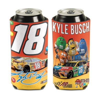 Kyle Busch 16oz Can Coozie