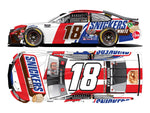 2020 1:24 Kyle Busch Snickers White