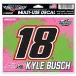 Kyle Busch #18 BCA Multi Use Decal