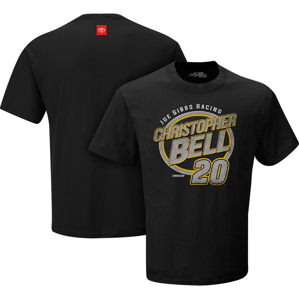Christopher Bell 2 Spot Graphic Tee