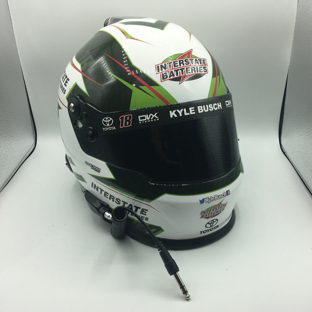 Kyle Busch Interstate Batteries 2019 200th Win Replica Full Size Helmet
