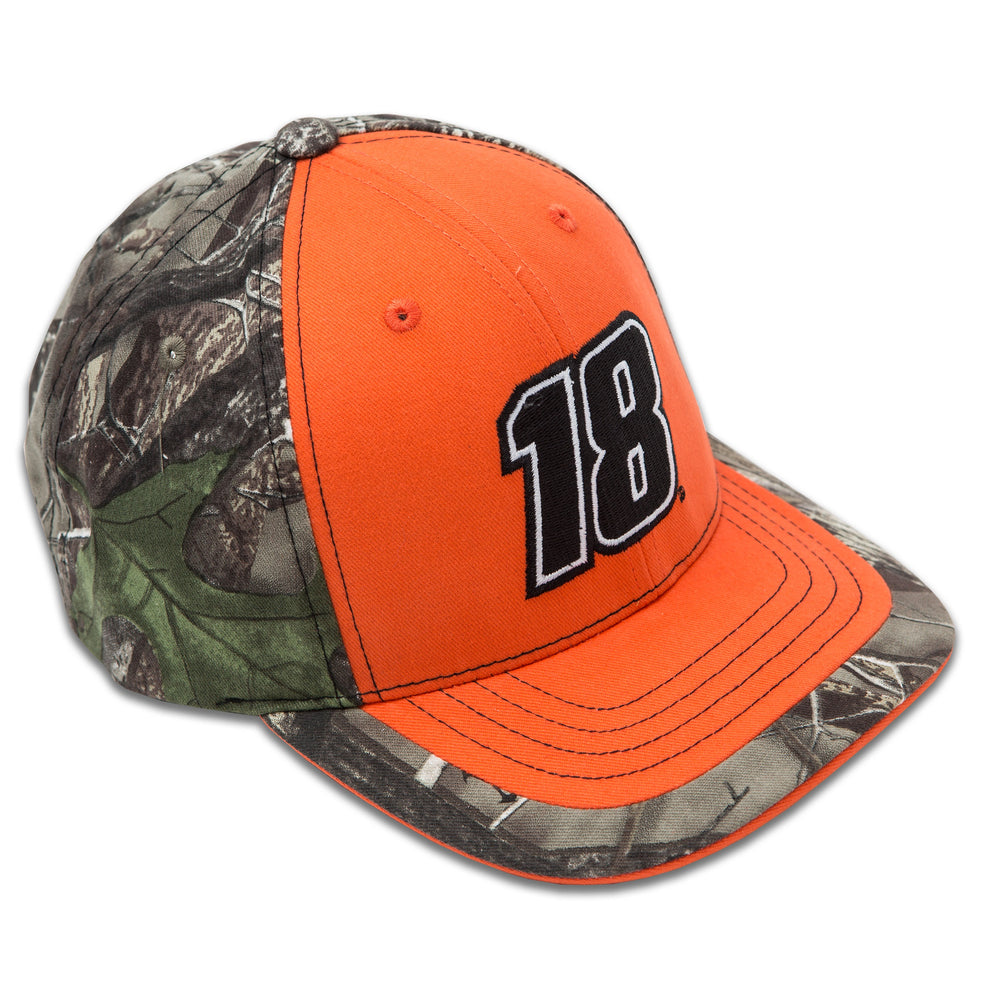 Kyle Busch True Timber Youth Hat