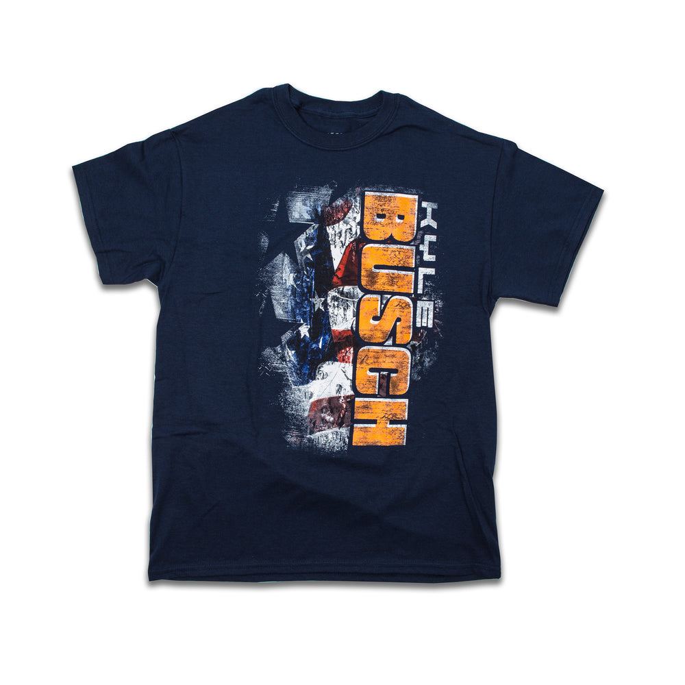 Kyle Busch True Timber Patriotic Tee