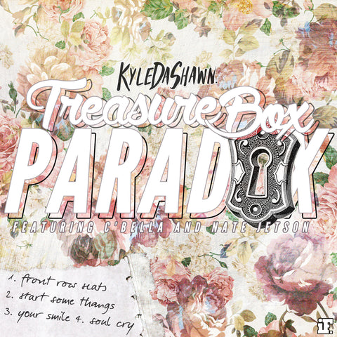 Treasure Box Paradox EP