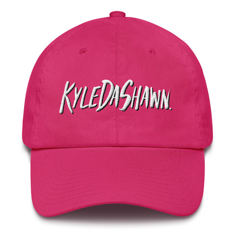 KD Logo - Breast Cancer Awareness Dad Hat