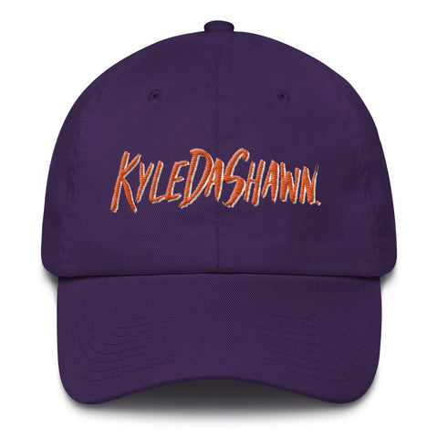 KD Logo - Suns Dad Hat