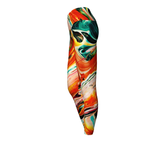 Magma Flow - Women's Leggings