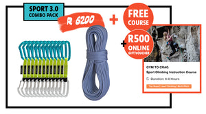 Sport Pack 3.0 + Free Course & R500 Online Gift Voucher