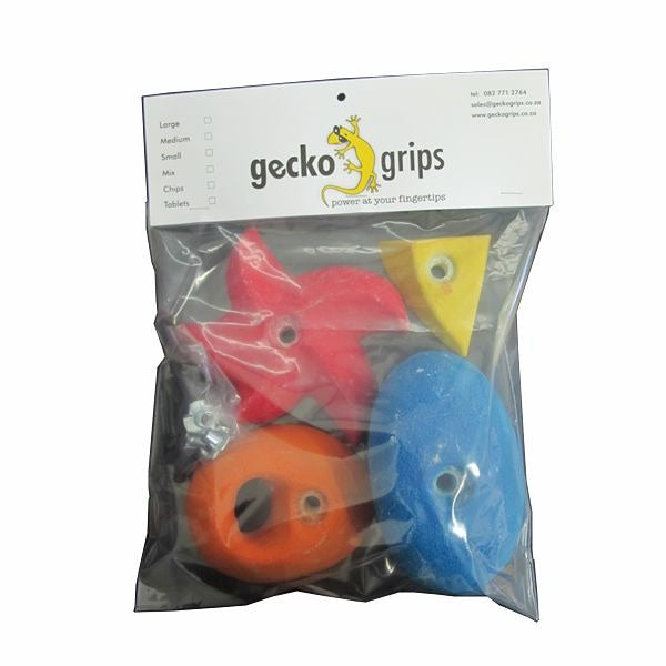 Gecko Grips Mixed Grip Set