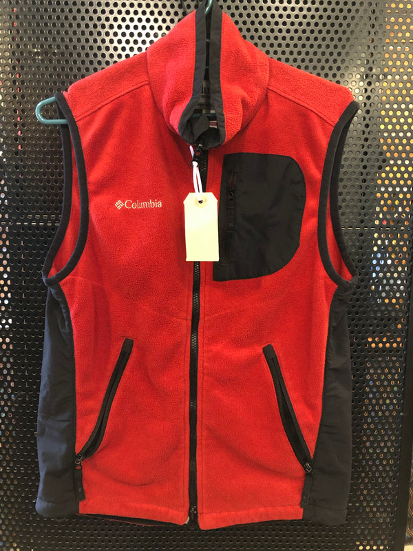 Columbia Fleece Waistcoat (Medium)