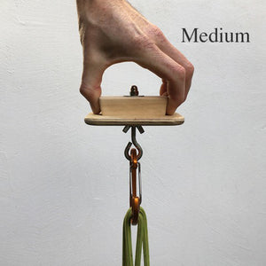 Edge Climbing Pinch Blocks