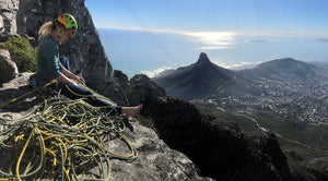 Climb Table Mountain