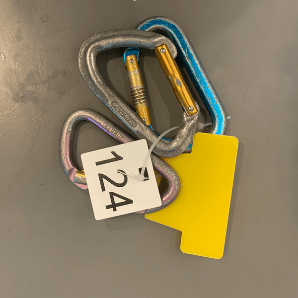 Assorted Carabiners (each)