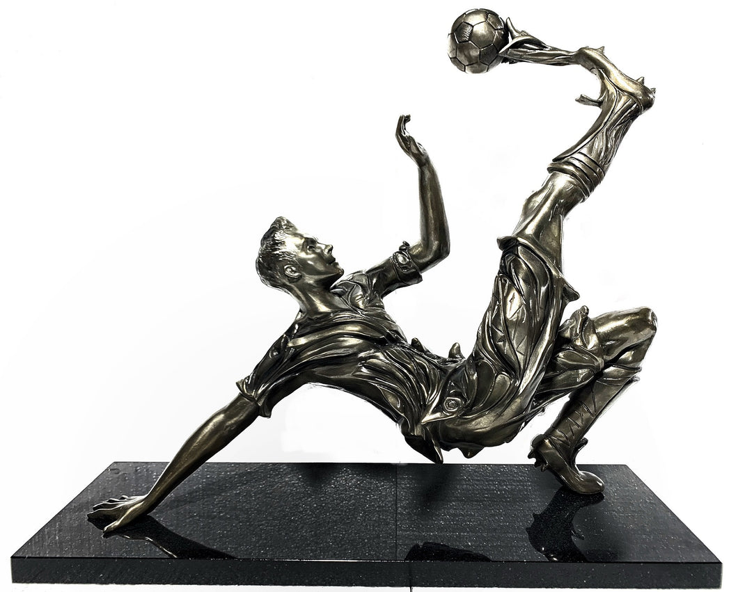 SOCCER SCULPTURE (EDITION OF 50 )