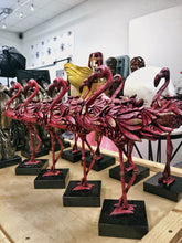 FLAMINGO SCULPTURE ( EDITION OF 50 )