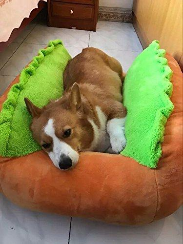 Hot Dog Sofa Pet Bed