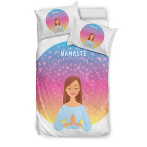 Namaste Bedding Set Light