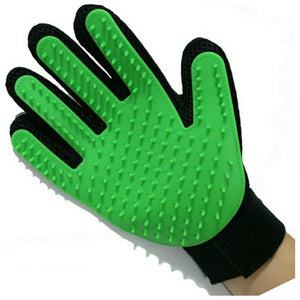 (PROMO PRICE $17.99 FROM USUAL $30.00) Pet Cleaning Massage Glove