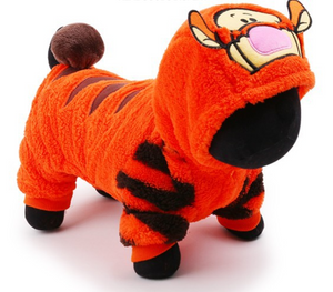 Tiger Costume For Dogs