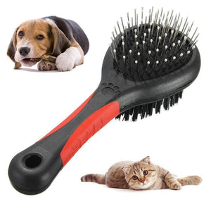 Double-Sided Grooming Comb