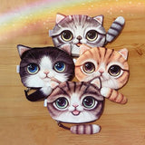Cat-tail Coin Purse