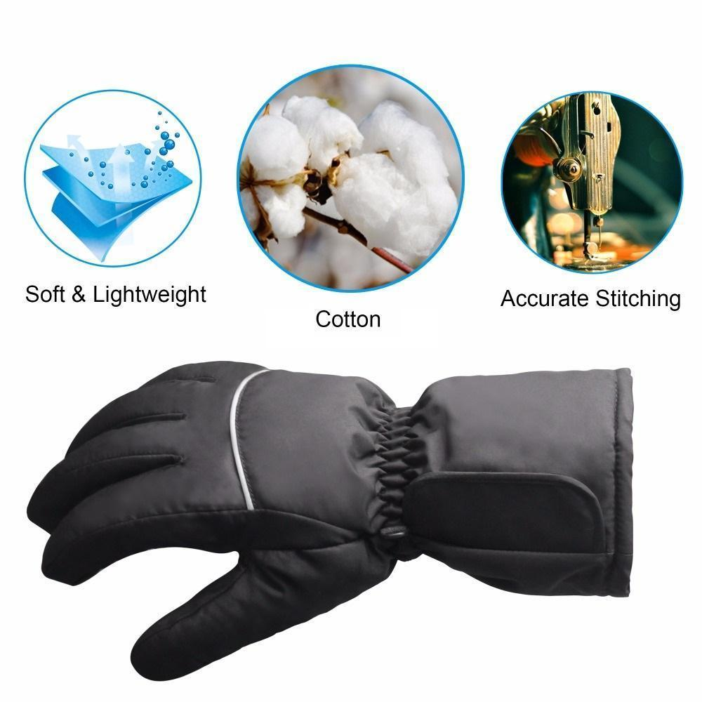 Heated Gloves -  Outdoors - BuyShopDeals