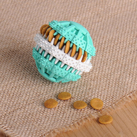 Bite-Resistant Teeth Cleaning Ball