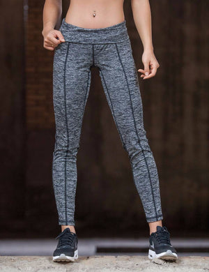 Cross Laced Yoga Pants