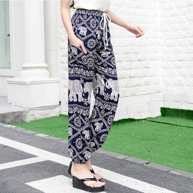 Classic Elephant Pants (3 Colors)