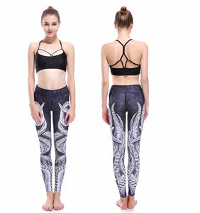 Octopus Yoga Pants