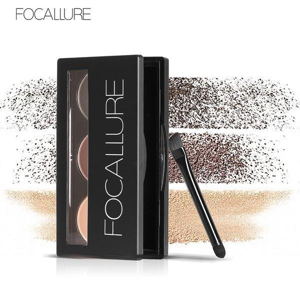 Focallure™ Sourcil Palette #3