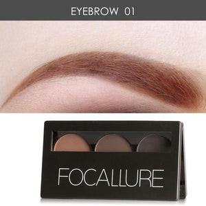 Focallure™ Sourcil Palette #1