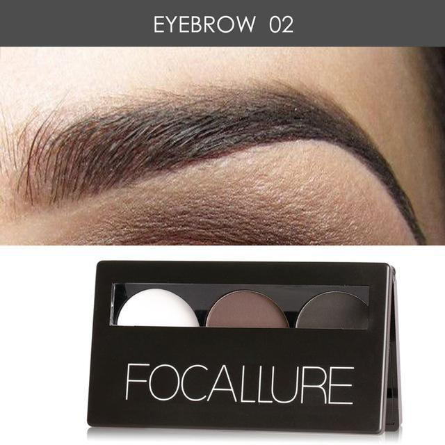 Focallure™ Sourcil Palette #2
