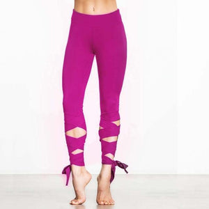 Wrap Yoga Pants (4 Colors)