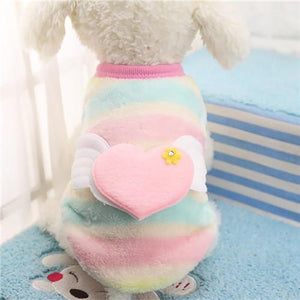 Cartoon Puppy Vest