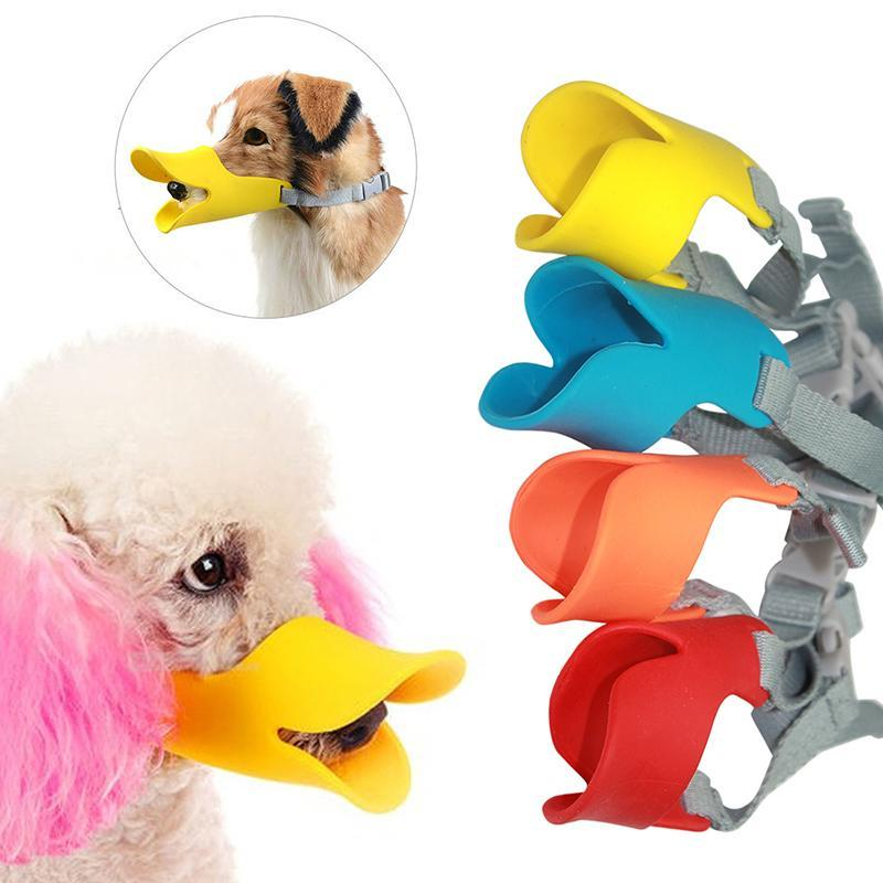 Funny Adjustable Dog Muzzle