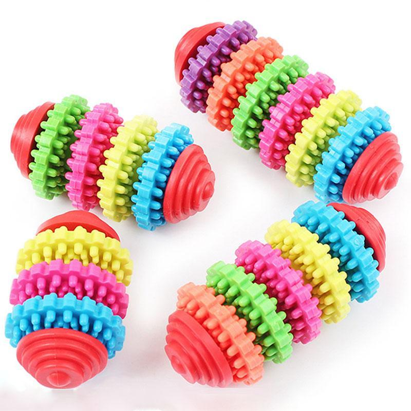 Rubber Chew Toy for Dogs Dental Health